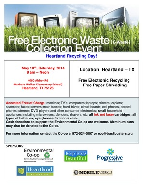 Heartland Electronic Recycling Event May 10-page-0
