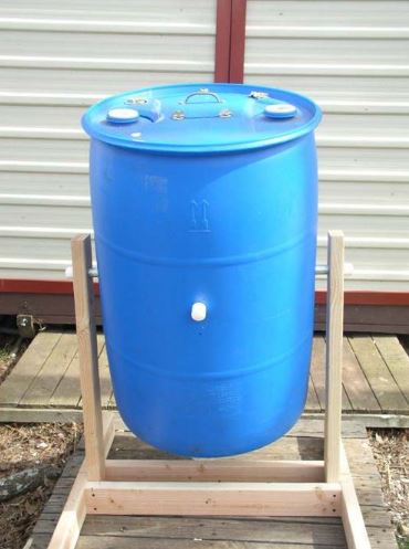 Tumbler blue 1